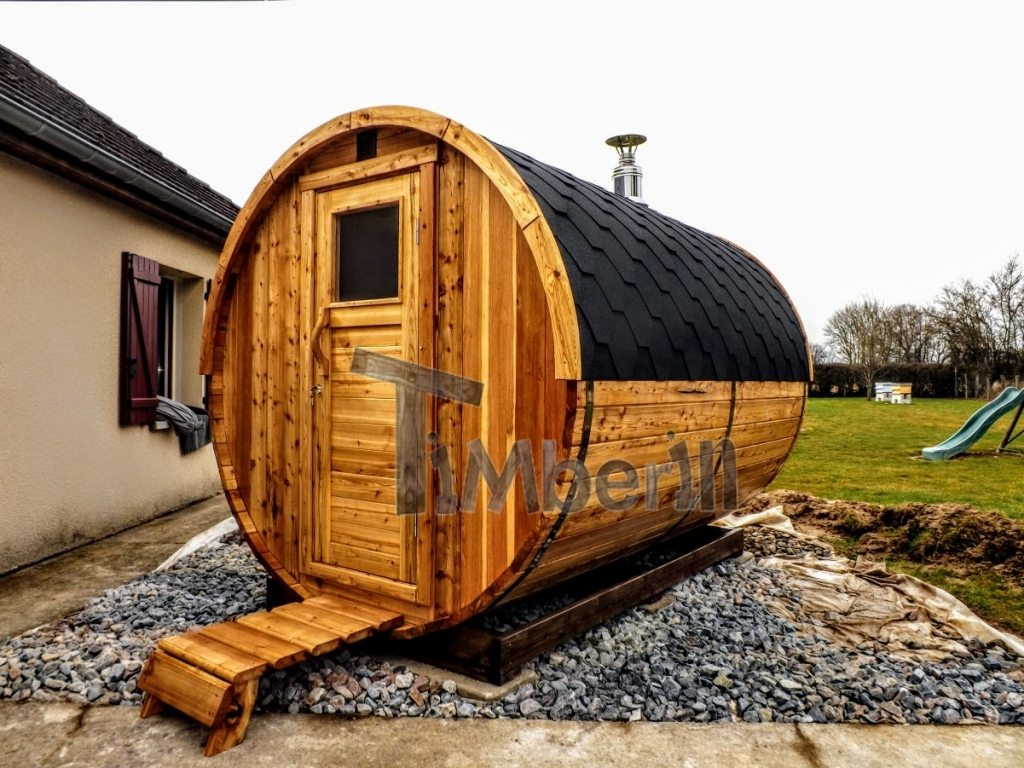 Sauna mobile en Danemark